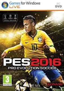 Pro Evolution Soccer 2016 – PC