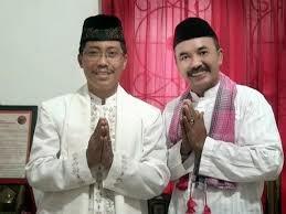 Bupati dan Wakil Bupati Cirebon