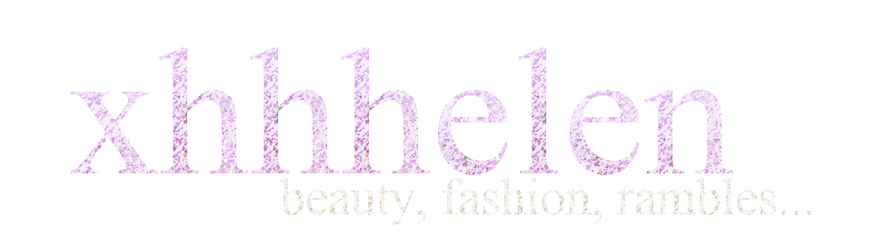 hhhelen; fashion beauty and rambles!