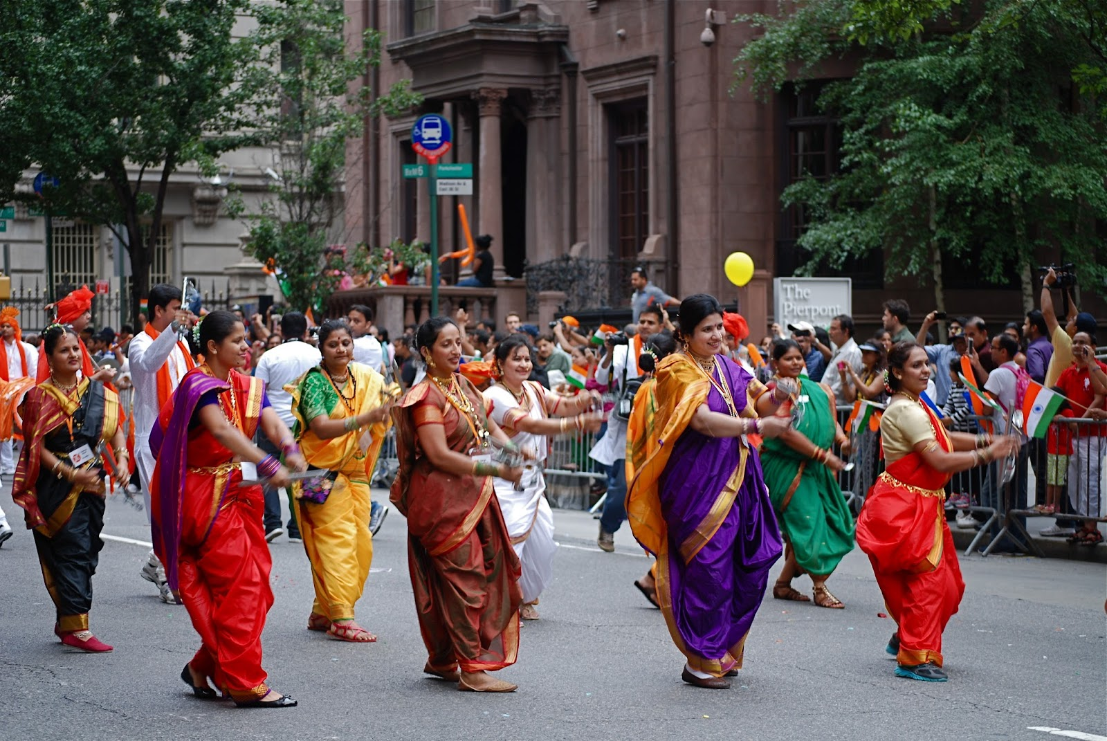 Image result for india day parade nyc