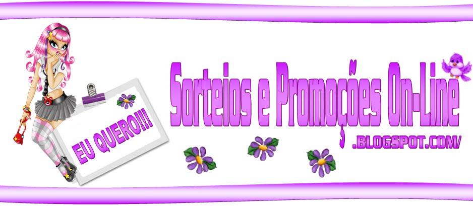 Sorteios e Promoções On-Line