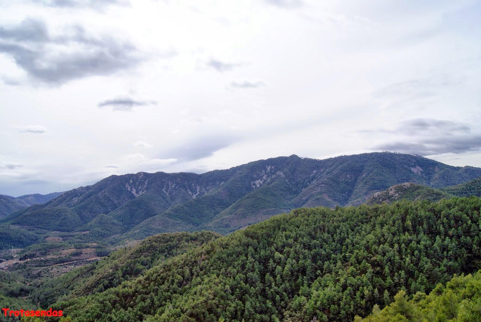 No a la perdida de 70.000 hectáreas del parque natural de la sierra de Espadán