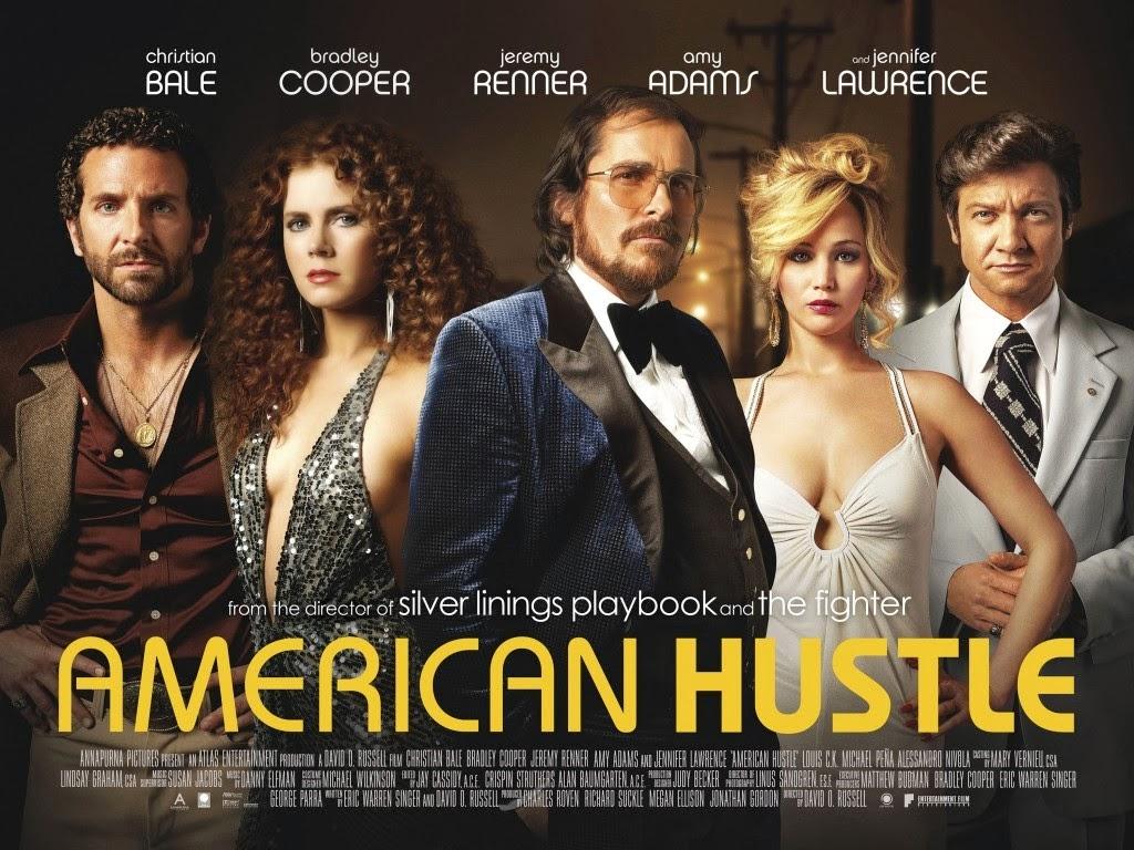 American Hustle (2013) best poster