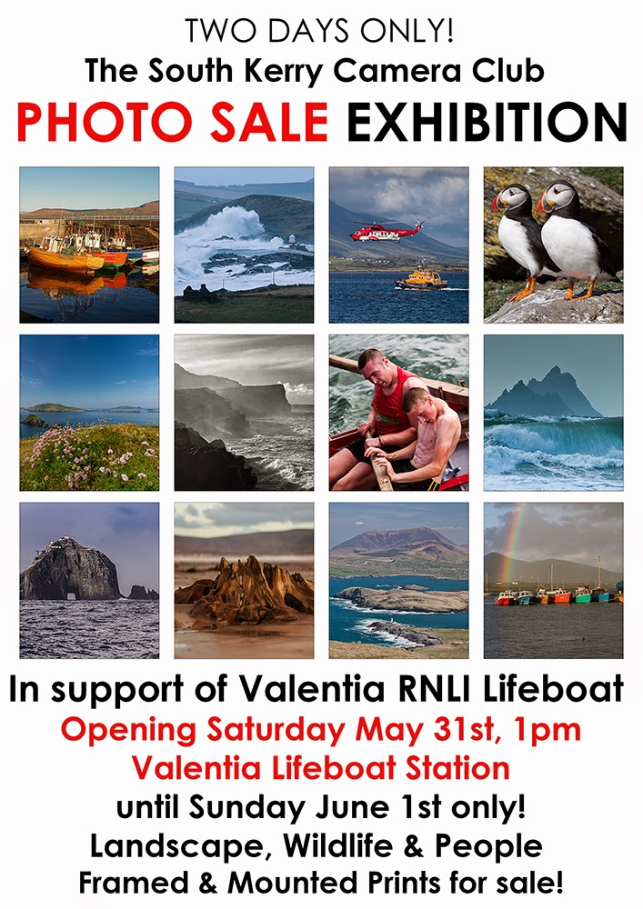 Valentia Lifeboat RNLI, South Kerry Camera club