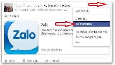 chặn ứng dụng facebook 1