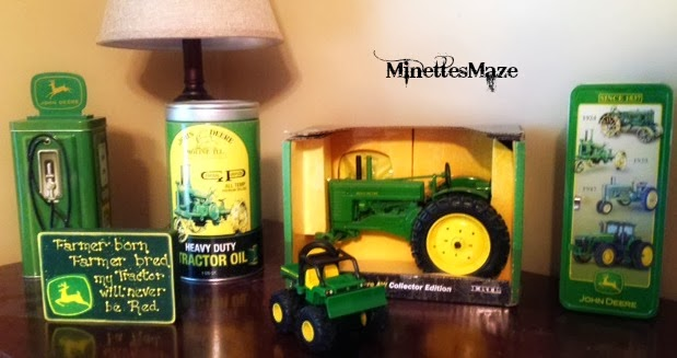 boys john deere room decor - this silly girl's kitchen
