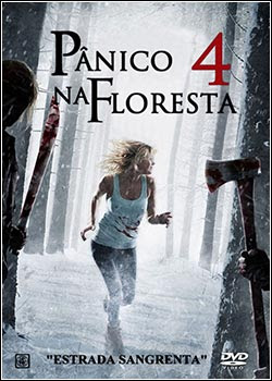 q1 Download   Pânico na Floresta 4 DVDRip   AVI   Dual Áudio