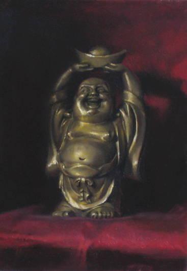 Joe's Buddha