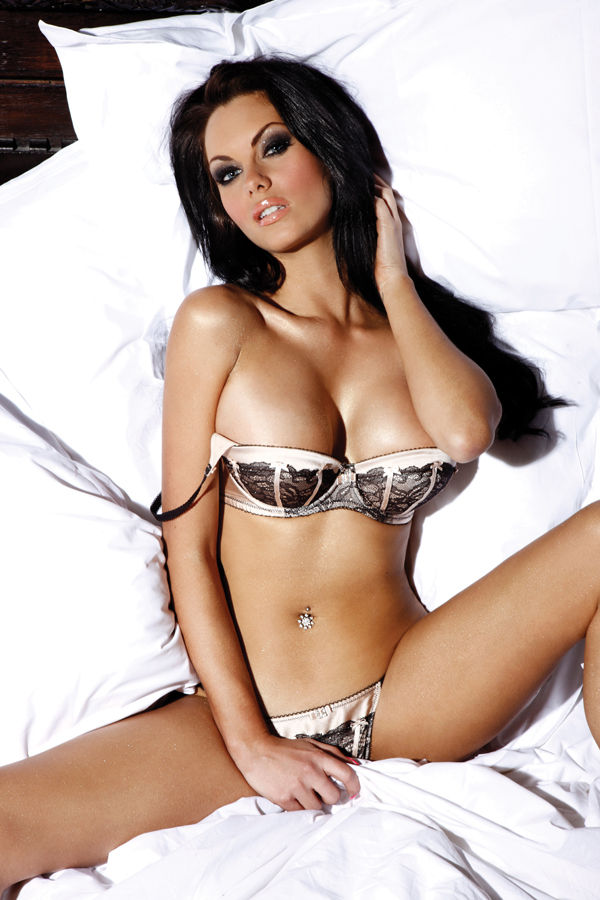 Jessica Jane Clement Hot Photoshoot Collection Forever