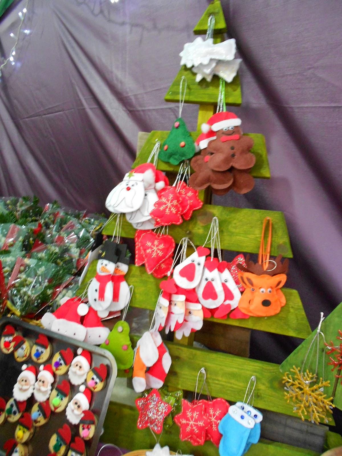 Ecodrapaire decoracion navide a con material reciclado - Decoracion navidena 2014 ...