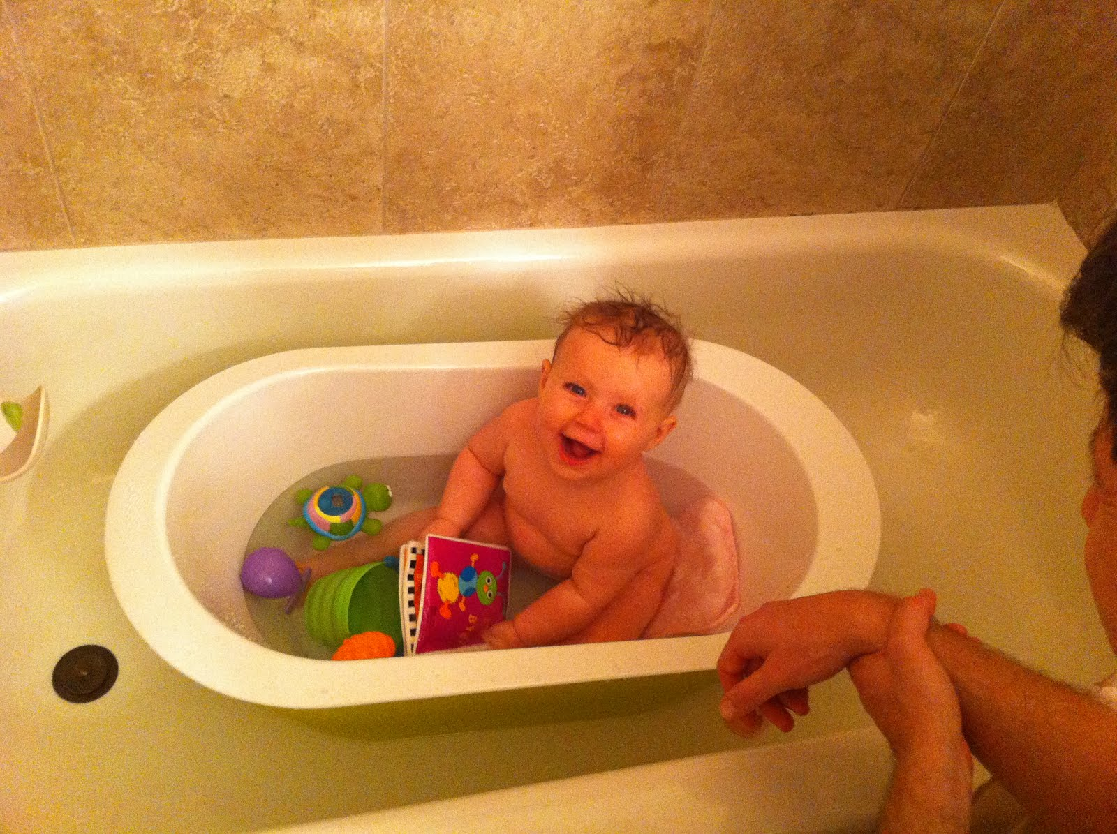 Five Star Finds: Baby Must Have- hoppop Bato Baby Bath (6-24mo.)