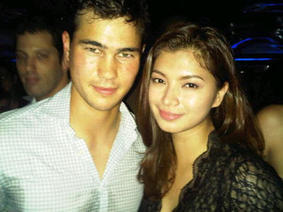 Angel Locsin and Phil Younghusband now officially a couple