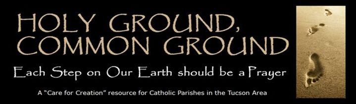 Holy Ground, Common Ground