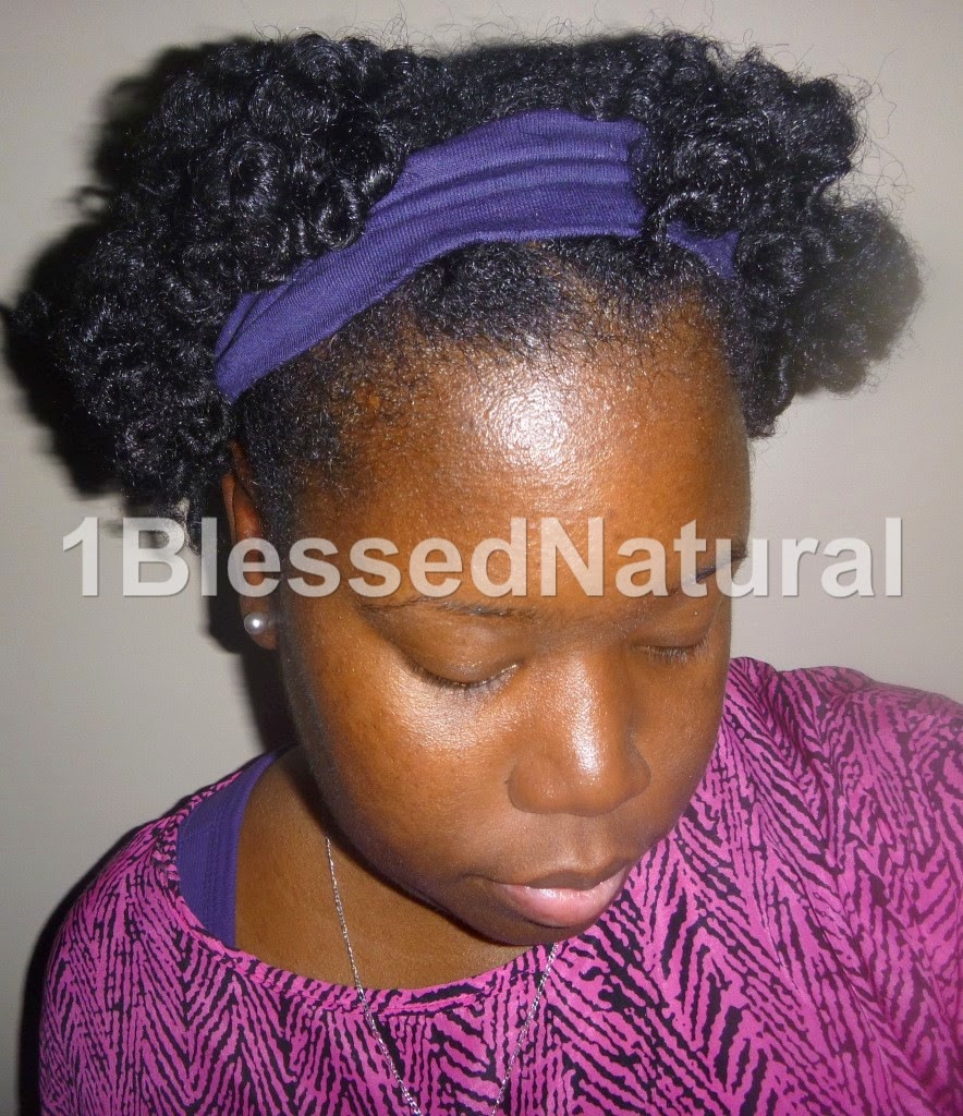 Copyright 2015 1BlessedNatural twist out