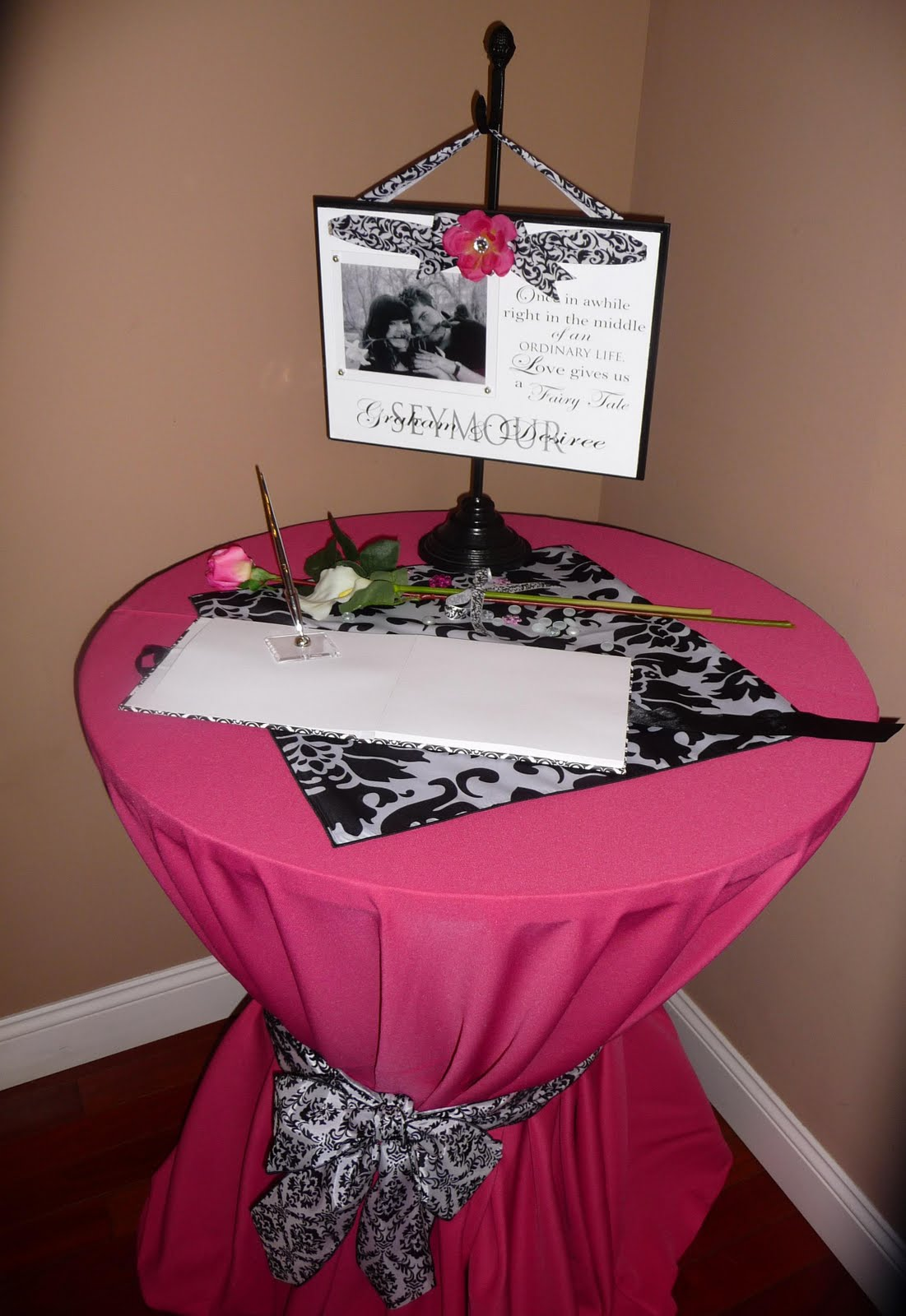 Wedding Gift Table Sign Ideas : Chers Signs by Design: Personalized Wedding Gifts/ Decorations