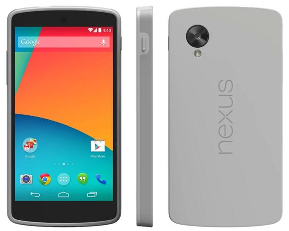 LG Nexus 5 Smartphone