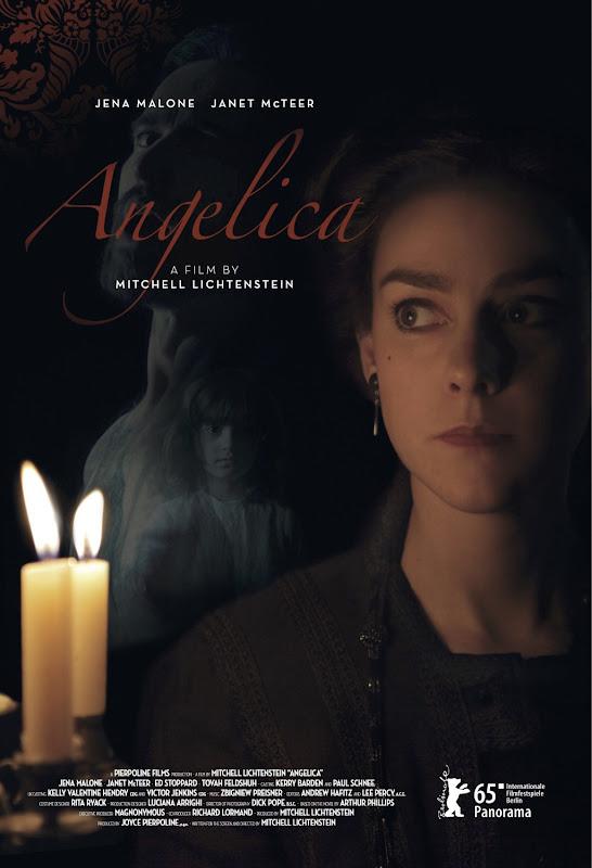 Angelica poster Jena Malone