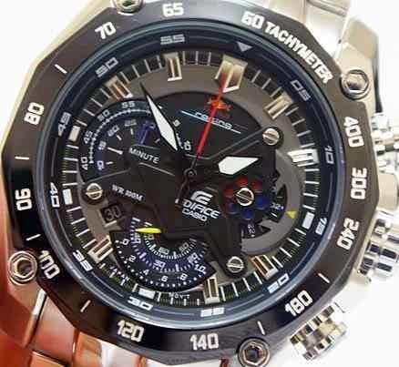 f01bc9c884ec MercadoCix  Casio Red Bull Black