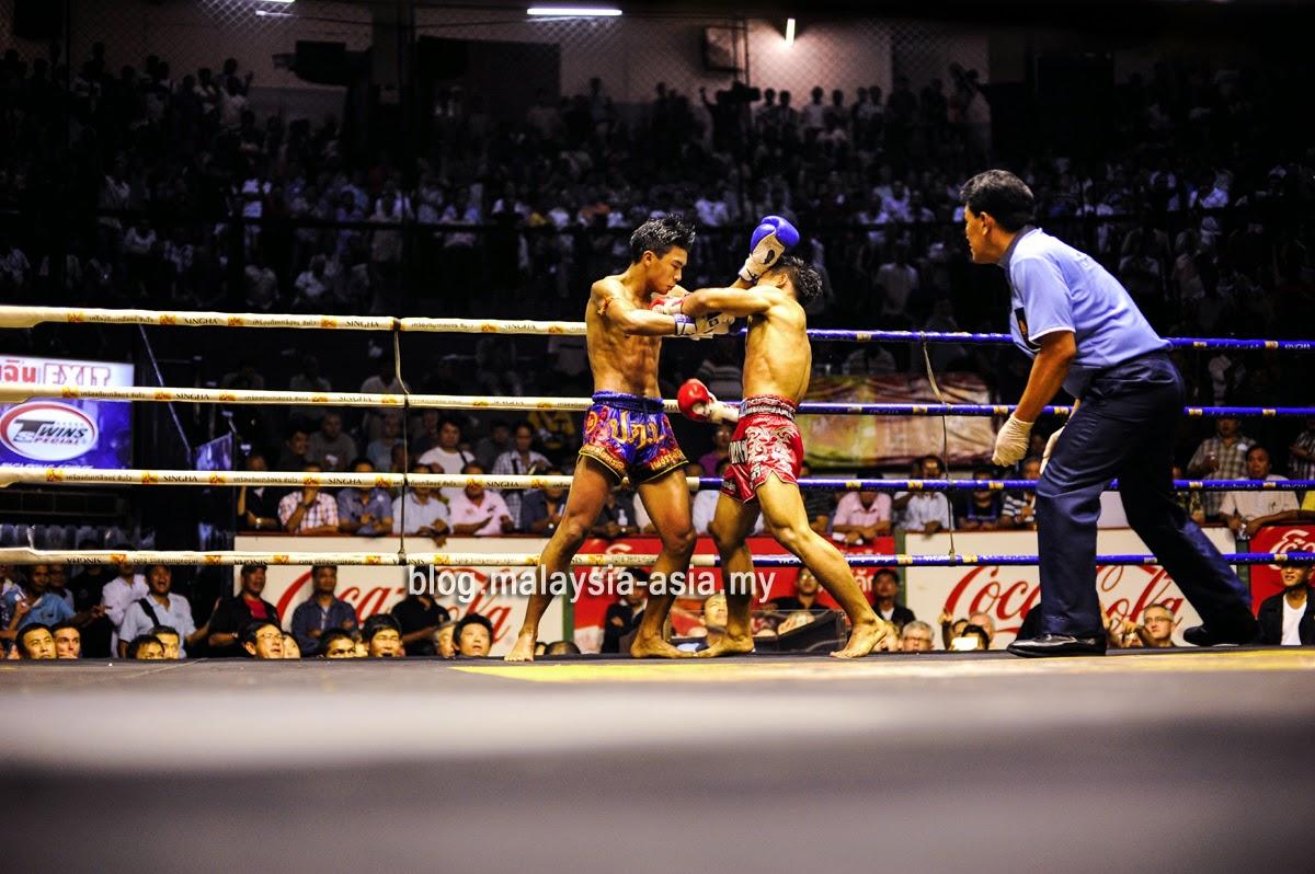 Rajadamnern Stadium Bangkok