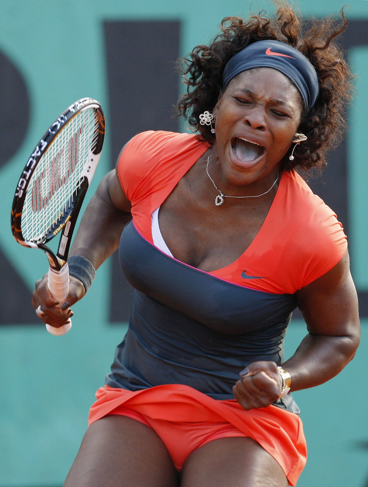 is serena williams gay
