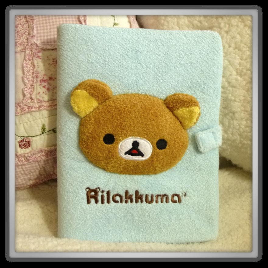 Oyatsu Cafe haul shoplog candy kawaii cute rilakkuma photo album furry