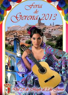 Feria de Gerena 2013 - Mati Pozo