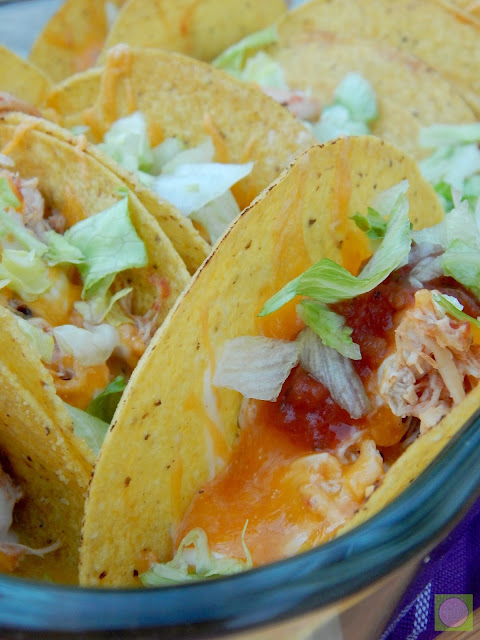baked chicken ranch tacos (sweetandsavoryfood.com)