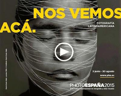 Spot PhotoEspaña 2015