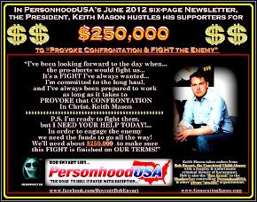 PersonhoodUSA Hustles $250,000: