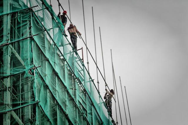 694 projets de tours, immeubles et gratte-ciels à Phnom Penh en 2015