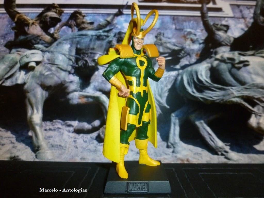 Coleção Marvel Figurine Nº 37