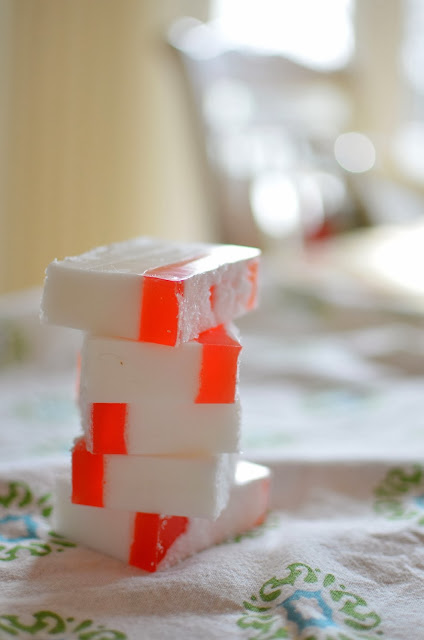 Gingerbread Orange Soap