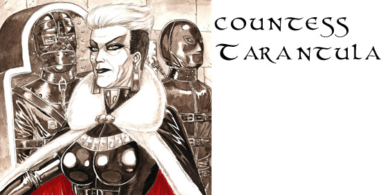 Countess Tarantula