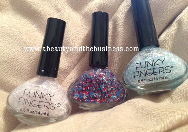 Funky Fingers - Olaf, Funky Fingers Fireworks, Funky Fingers - Elsa,