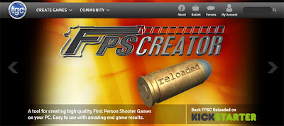First Person Shooter Creator Reloaded