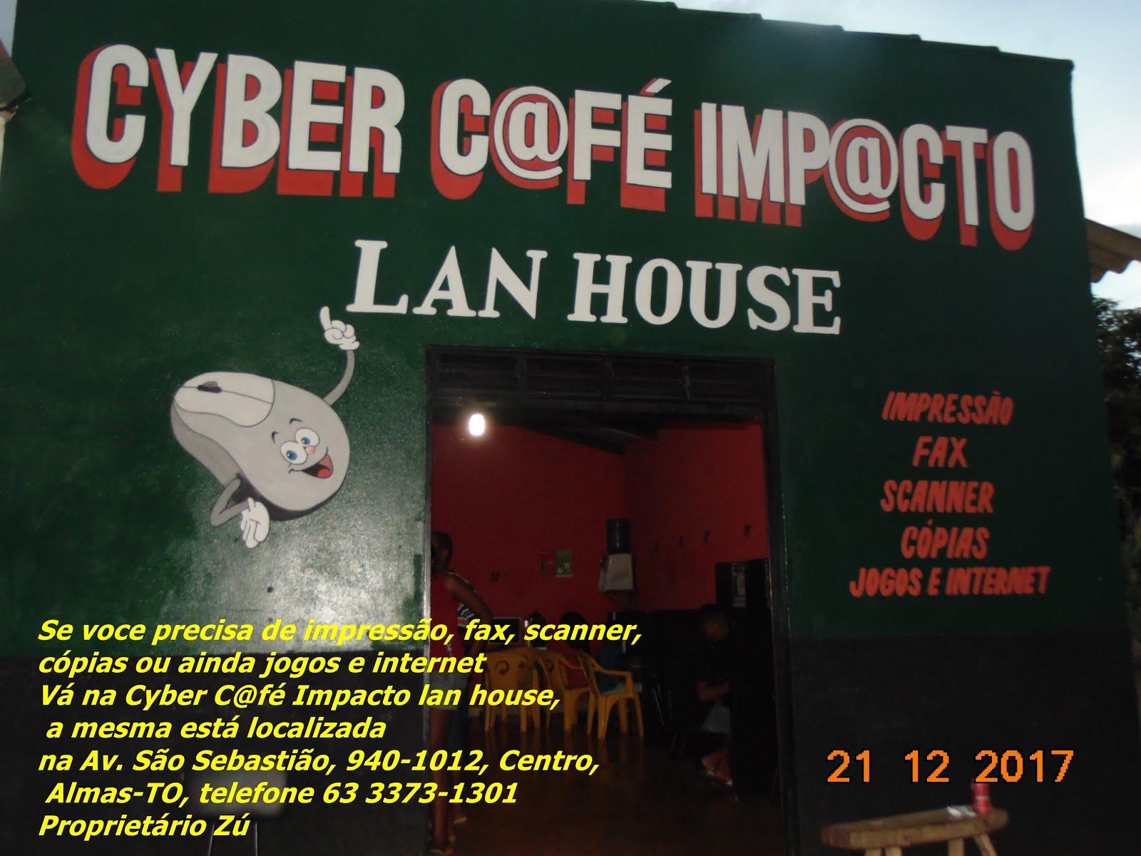 Cyber C@fé Impacto: Lan House