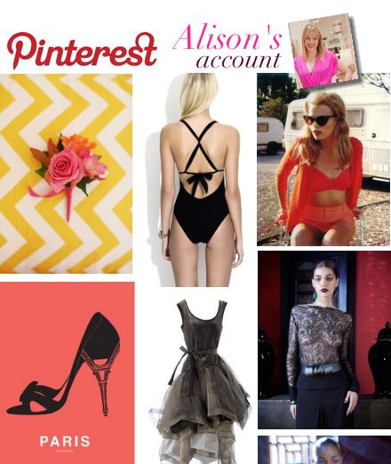 Pinterest, Alison Rubke, Faire Frou Frou
