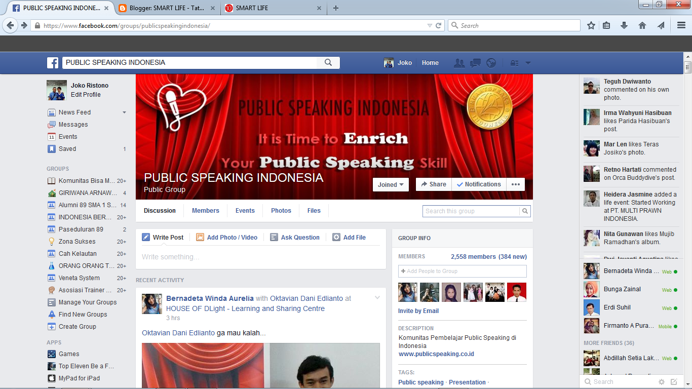 PUBLICK SPEAKING INDONESIA