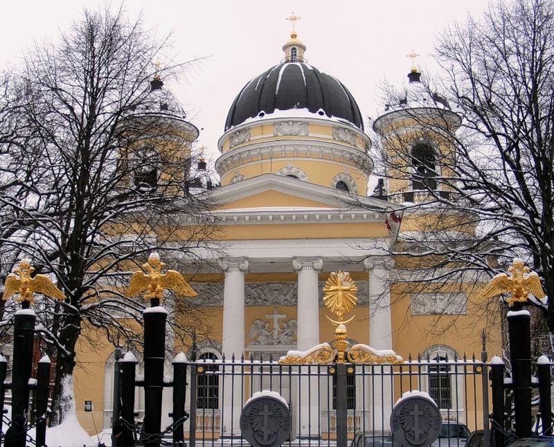 санкт петербург спасо преображенский собор фото