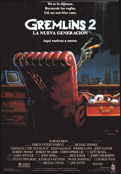 Download - Gremlins 2 - A Nova Turma DVDRip AVI + RMVB Dublado