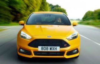 2015 Ford Focus ST Automatic Transmission