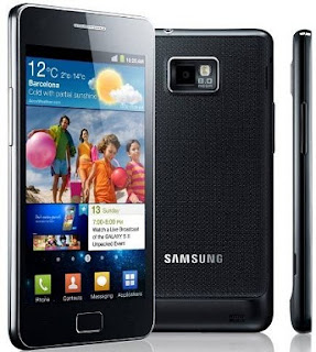 Samsung Galaxy S2 Android Phone India
