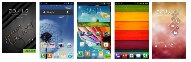 Download Gratis Tema HP Samsung Galaxy Keren Terbaru
