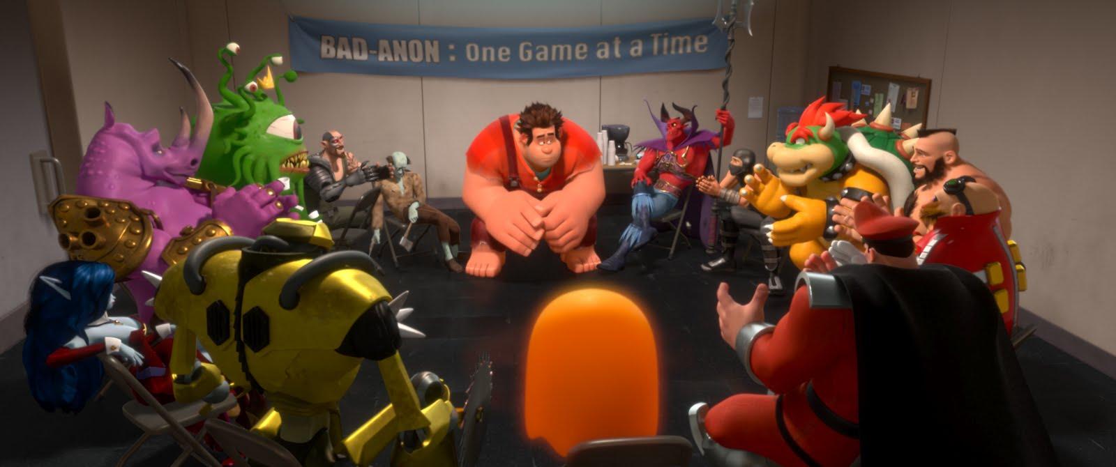 ¡Rompe Ralph!, del videojuego a todas las salas de cine con Disney