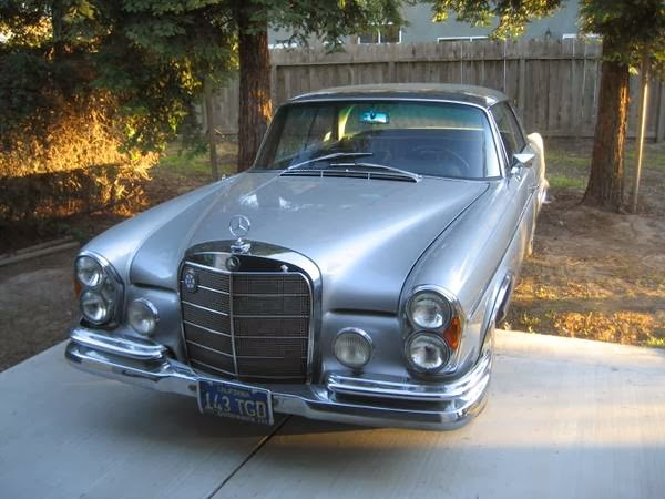 Daily turismo 15k w111 coupe 1963 mercedes benz 220se coupe for 1963 mercedes benz 220s for sale