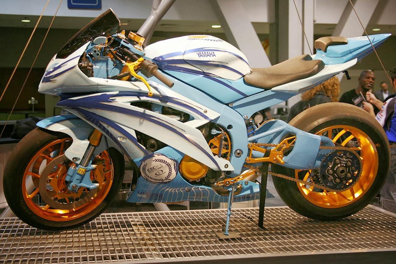 see best style yamaha r6 custom design