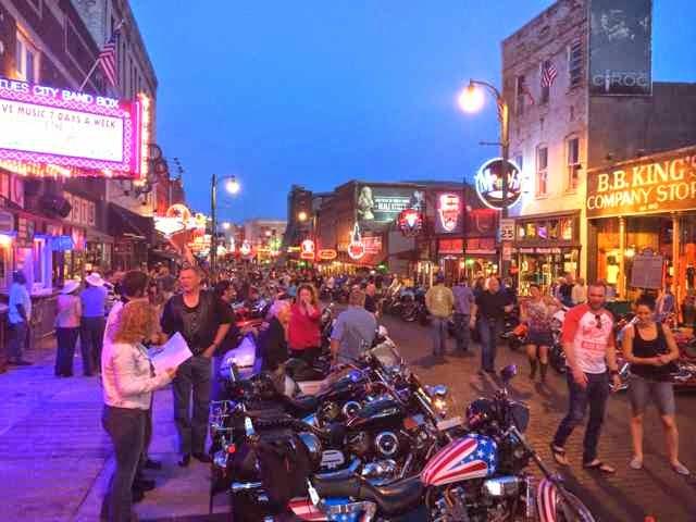 Memphis Beale Street image