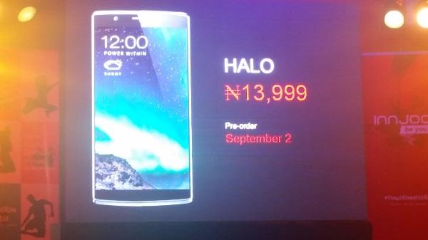 InnJoo Halo Price