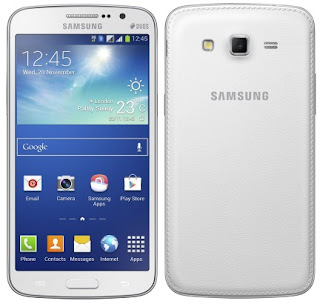 Samsung Galaxy Grand 2 Smartphone with 5.25-inch HD Display