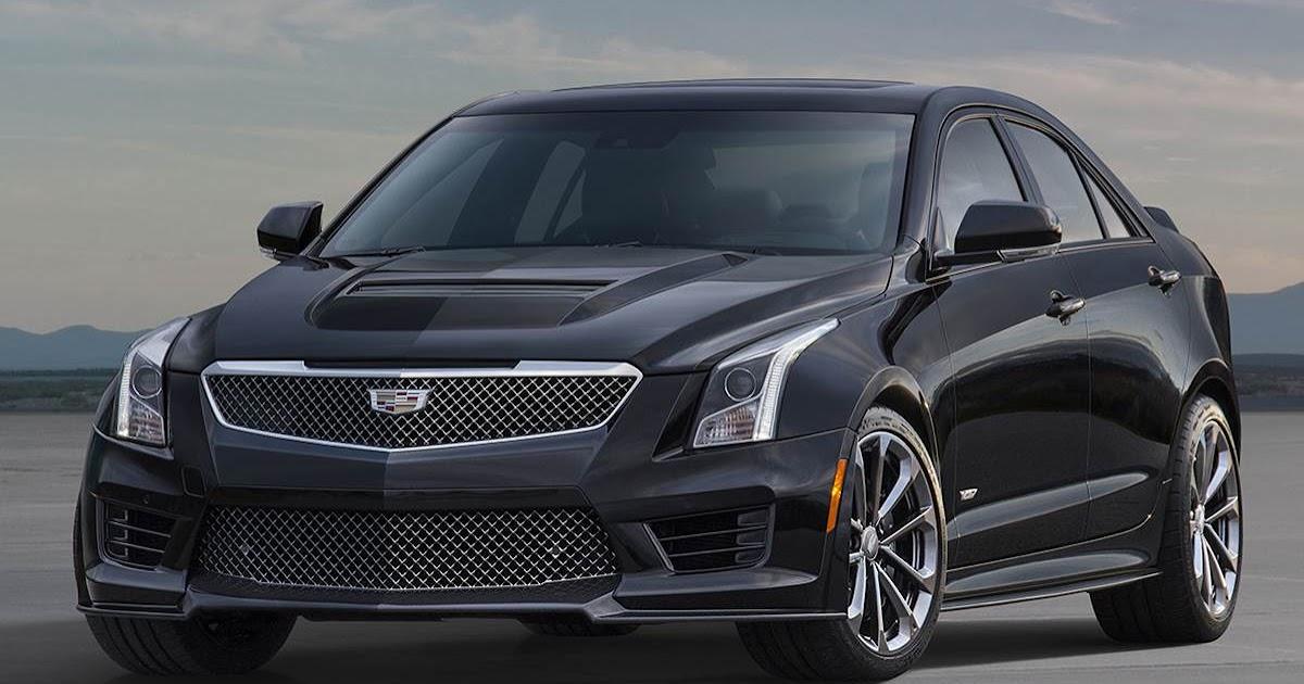 Cadillac ATS-V: americano quer briga com BMW M3 e M4